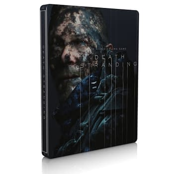 The Box Art For Death Stranding Revealed At SDCC 2019