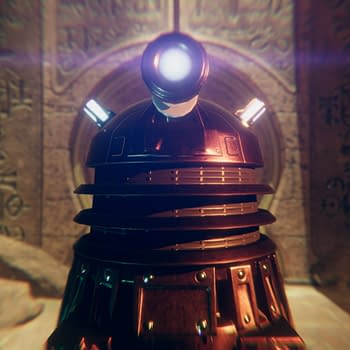 Doctor Who: The Edge of Time VR Demo at SDCC 2019