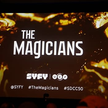 The Magicians Season 5: A Personal SDCC 2019 Panel Perspective (MST3K-Style Edition)