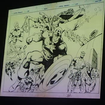 Unpublished John Byrne Captain America Ed Brubaker and Sean Philips on Darwyn Cookes Last Call and Steve Ditkos Wishes at IDW San Diego Comic-Con Panel