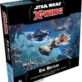 Star Wars: X-Wing Gets Epic Battles Expansion from Fantasy Flight Games