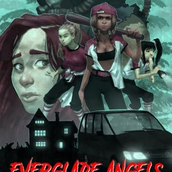 Roc Upchurch Returns to Comics With Survivalist Horror,
