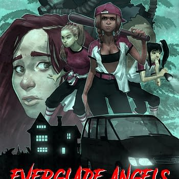 Roc Upchurch Returns to Comics With Survivalist Horror Everglade Angels