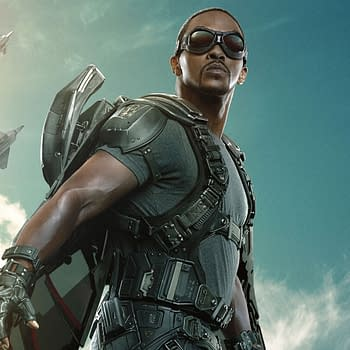 Falcon Anthony Mackie Feels Good Putting on Captain America Suit for TV Series