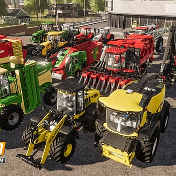 Farming Simulator 19 Platinum Edition Is Coming In October
