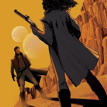 Forget About Fireworks Firebronies Heres a First Look at Firefly #8 for July Fourth
