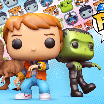 Funko Pop Blitz Mobile Game To Debut At SDCC 2019