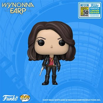 Funko Round-Up: Wynonna Earp Doctor Who Simpsons and More