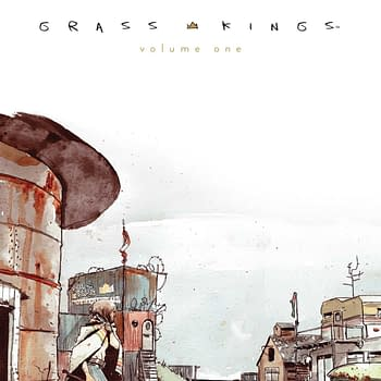 Grass Kings Vol. 1: A Little Boring Honestly But Ends With Promise [Review]