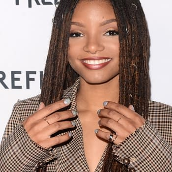 Singer Halle Bailey Cast as Ariel in The Little Mermaid Remake