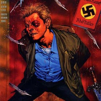 DC to Publish All of Garth Ennis John Constantine: Hellblazer Comics in One Fat Omnibus