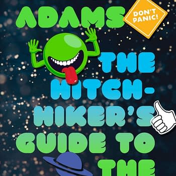 The Hitchhikers Guide to the Galaxy: So Whys Hulu Adapting Douglas Adams Classic 42