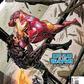 Invaders #7: Iron Man vs. Captain America&#8230 Again [Preview]