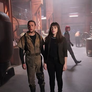 Marvels Agents of S.H.I.E.L.D. Season 6 Episode 8 Collision Course (Part I): Is It Shrike Two for S.H.I.E.L.D. [PREVIEW]
