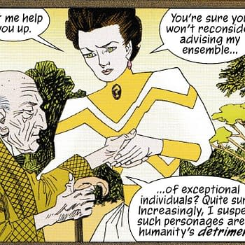 7 Favourite Moments in the Final League of Extraordinary Gentlemen Comic &#8211 and One That May Enrage James Bond Fans