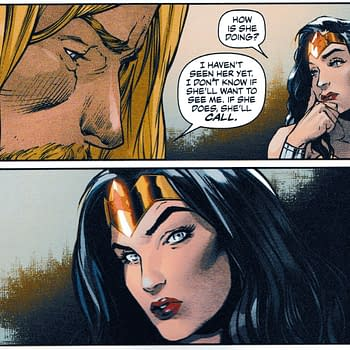 Aquaman #50 Rings the Wedding Bells &#8211 Or Whatever They Do Underwater (Major Spoilers)
