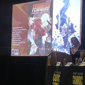 Marvel Studios Exec Teases Female-Focused Guardians Of The Galaxy Movie at Women Of Marvel SDCC Panel