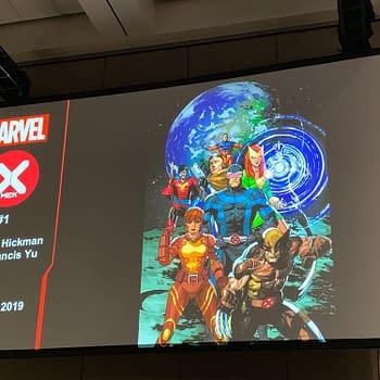Jonathan Hickman and Leinil Francis Yu Launch X-Men #1 on the Moon Starring Every Single Mutant #DawnOfX