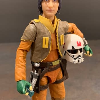 Star Wars Black Series Rebels Team is Almost Complete Ezra Now Out