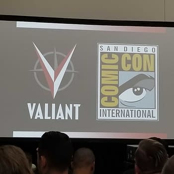 Valiant Announces New Rai Series for November More from SDCC Retailer Lunch