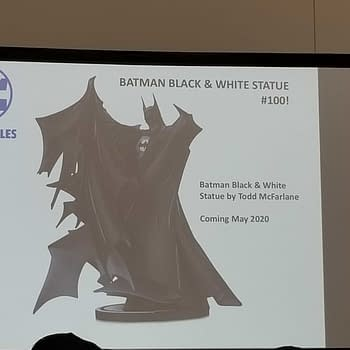 Todd McFarlanes Batman From DC in May 2020 &#8211 But Only in Statue Form
