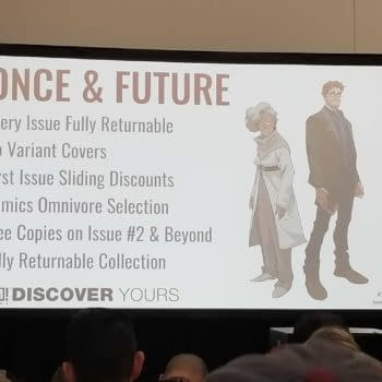Boom Studios Make Collections Returnable – Starting With Once & Future