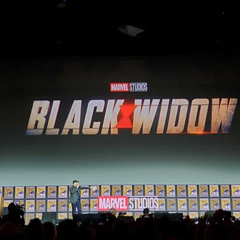 [#SDCC] Marvel Studios Shows Off Black Widow Footage