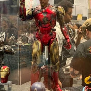 SDCC 2019: 80+ Pics From the Hot Toys Display on the Show Floor