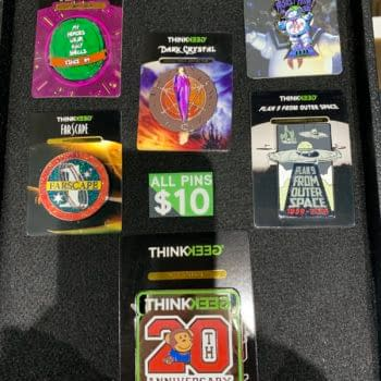ThinkGeek Assures Us at SDCC That They are Here to Stay