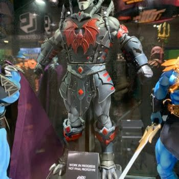 SDCC 2019: 60+ Pics From the Mondo Booth-Tiki's, Figures, and More