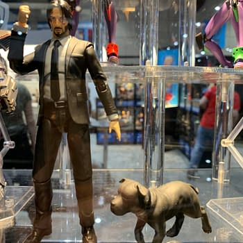 SDCC: 180+ Pics From the Previews World Booth: Beast Kingdom Hiya Toys and Tons More