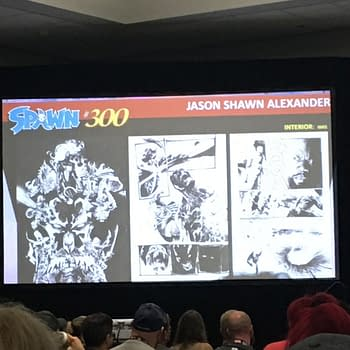 Todd McFarlane Yelled at Robert Kirkman About Cancelling The Walking Dead and Sees Spawn Going to #600
