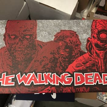 The Walking Dead Mystery Box of San Diego Comic-Con 2019 &#8211 9.8 Guaranteed