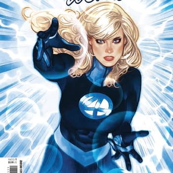 Invisible Woman #1: Marvel Time Strikes Again [Preview]