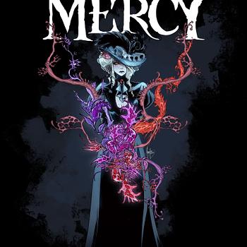 Mirka Andolfos New Comic Series Mercy Launches in November