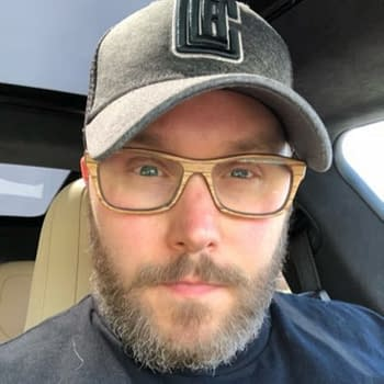 Jonah Weiland Founder of CBR Now Vice President of DC Comics