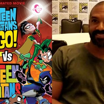 Teen Titans GO Vs. Teen Titans Khary Payton Talks Cyborg Young Justice &#038 More [INTERVIEW]