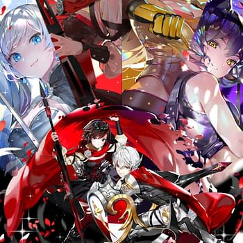 The Knights Chronicle Crossover Event With RWBY Is Now Live