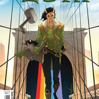 Loki #1: The Post-War-of-the-Realms Status Quo [Preview]
