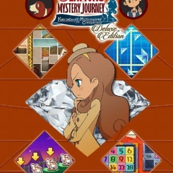 """A Deluxe Edition Of """"Layton's Mystery Journey"""" Is Coming in November"""