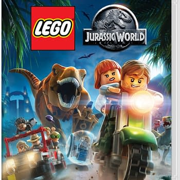 LEGO Jurassic World is Coming to the Nintendo Switch
