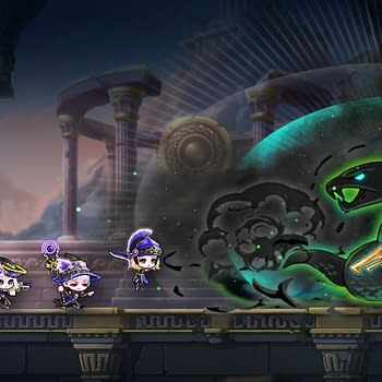 """""""MapleStory"""" Receives The Pathfinder Squadron Update Today"""