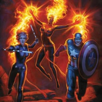 Neil Gaiman and Mark Buckingham's Marvel Comics #1000 Page Will Feature Miracleman
