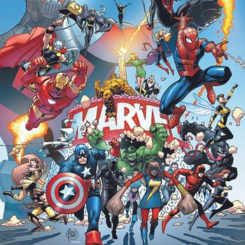 Awkward Marvel to Plan Its Own 80th Birthday Party for August 31st