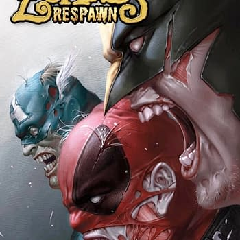 Marvel Zombies Respawn is a One-Shot For October Series in 2020