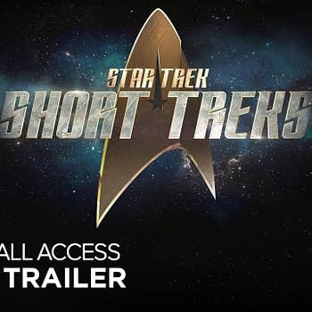 Star Trek: Short Treks Season 2 Features 6 Shorts. Final Prelude to Picard [SDCC 2019]
