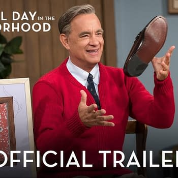 Its A Beautiful Day in the Neighborhood for Tom Hanks Mr. Rogers [OFFICIAL TRAILER]