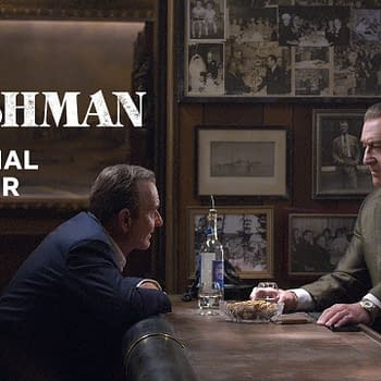 The Irishman a Scorsese Mob Powder Keg Reunion for DeNiro Pesci and Pacino [TRAILER]