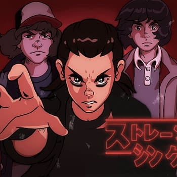 Stranger Things: How I Wrote the Script for the Fan-Made Anime Trailer [VIDEO]