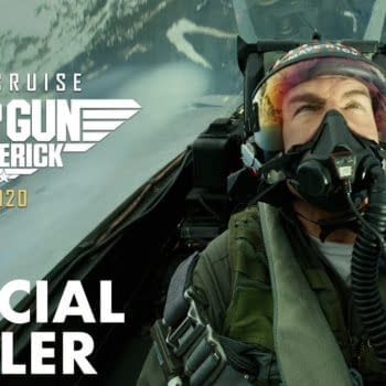 "First Trailer for ""Top Gun: Maverick"" Premieres After Hall H Presentation"
